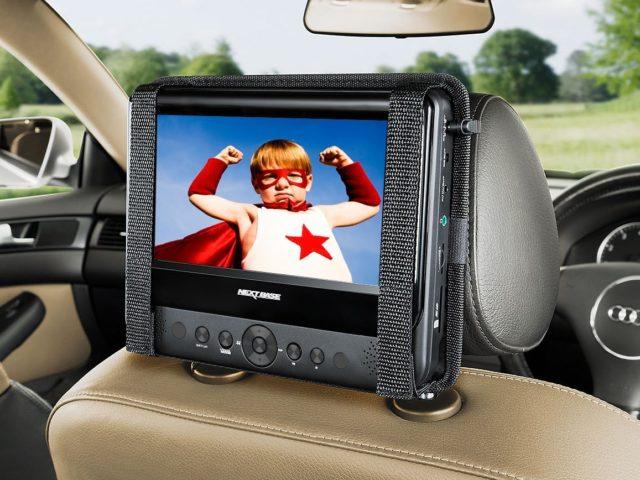 Quel lecteur dvd pour voiture choisir ?